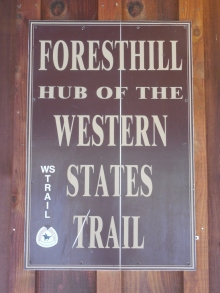 Foresthill WS100